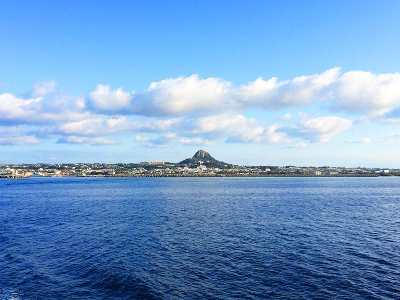 伊江島2015年3月13日