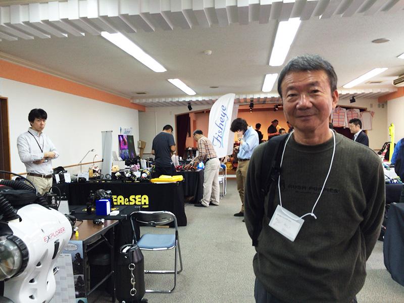 沖縄本島合同展示会2015の湯野川