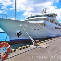 伊江島フェリー「ぐすく」(新造船)