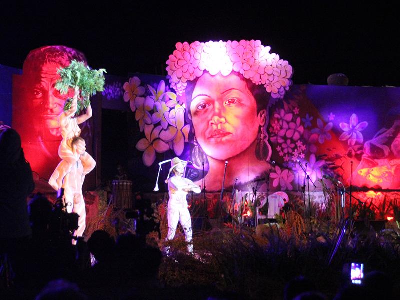 イースター島のお祭り「タパティ ラパヌイ」(TAPATI RAPANUI)