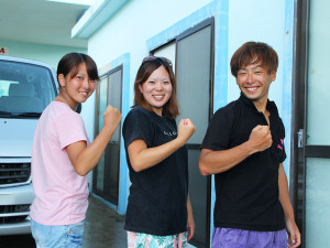 同志社大学ダイビングポイント夏休みヘルパー2013