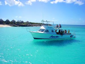 カリブ海プロビデンシャル