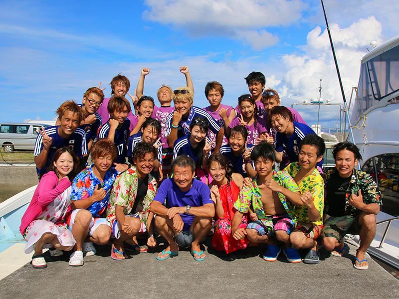 同志社大学ダイビングポイント夏合宿2014年-7