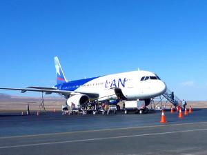 南米の翼ラン航空