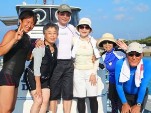 マヒマヒさんの伊江島ツアー