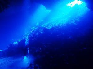 伊江島 GWのダイビング